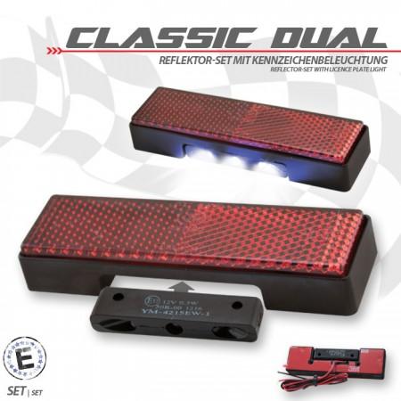"Reflektor ""Classic Dual"""