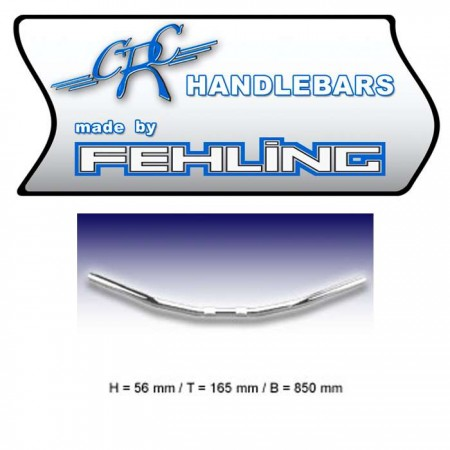 """1-Zoll Lenker """"Flyer Bar"""" (FDHD 10)"""