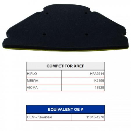 Champion Luftfilter J336*