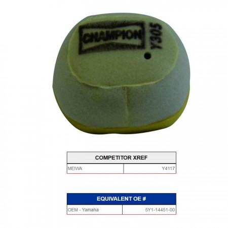 Champion Luftfilter Y305*