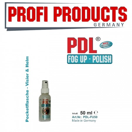 PDL® Fog Up Polish