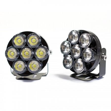 "LED-Tagfahrlichtset mit ""7 Led's"""