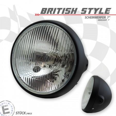 """Scheinwerfer """"British Style"""""""