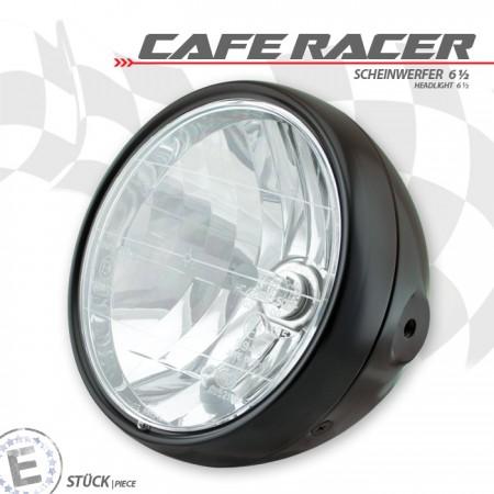 """Scheinwerfer """"CafeRacer"""" 6,5 """""""