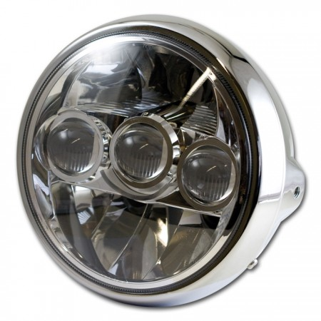 "LED-Scheinwerfer ""Fargo"" 7"""