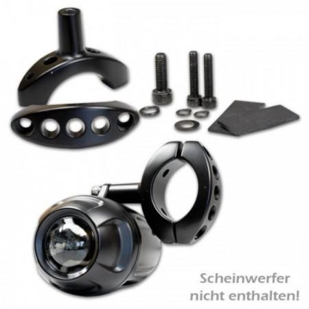 Halteklemme Scheinwerfer für Motorräder