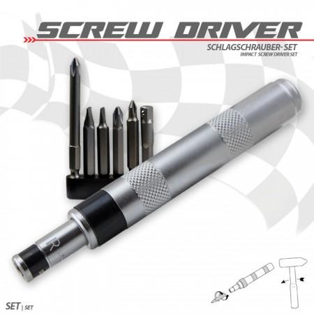 Schlagschrauber-Set Mini