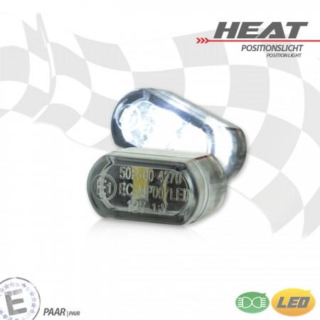 "LED-Einbaupositionslichtset ""Heat"""