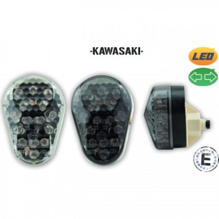 "LED-Verkleidungsblinker ""Kawasaki"""