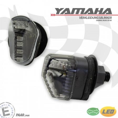 """LED-Verkleidungsblinker """"Yamaha+U"""""""