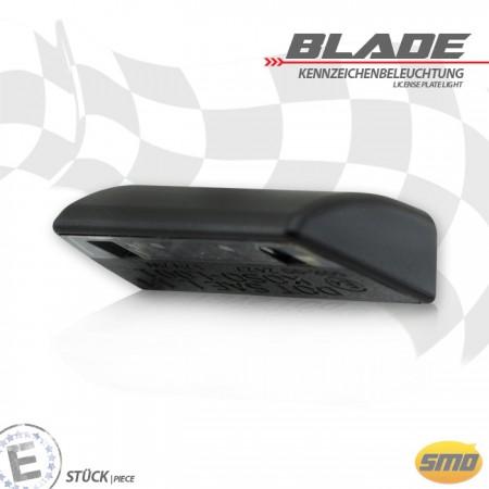 """Kennzeichenbeleuchtung """"Blade"""""""