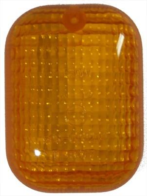 """Ersatzglas für Blinker """"Duc-Style"""""""
