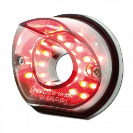"""LED-Rücklicht """"Pipe"""""""