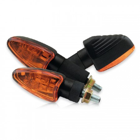"Mini-Blinker ""Arrow grooved"""