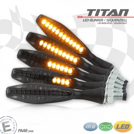 "LED-Blinker ""TITAN"""