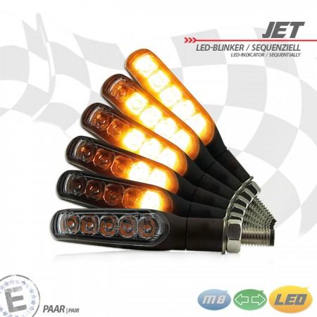 """LED-Blinker """"JET"""""""