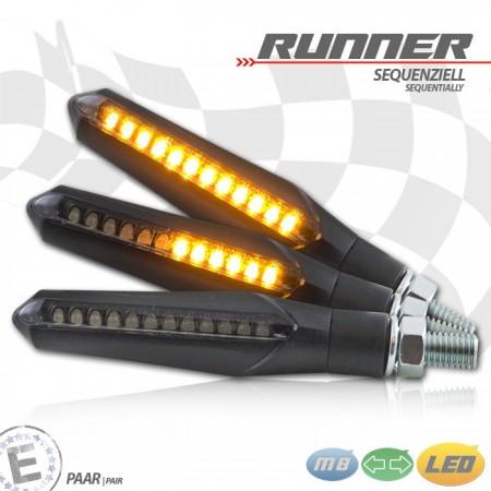 """LED-Blinker """"Runner"""""""