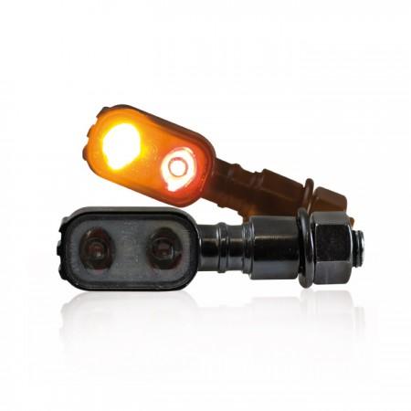 """LED-Blinker RL Kombi """"Fluted"""""""