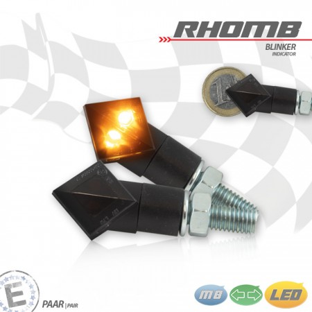 "LED-Blinker ""Rhomb"""