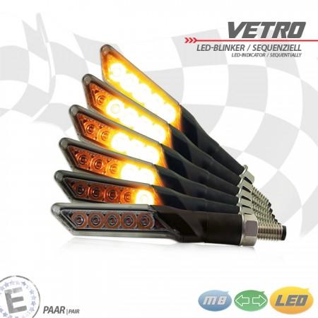 """LED-Blinker """"VETRO"""""""