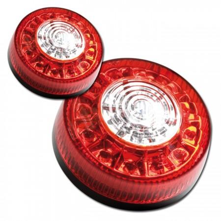 """LED-Blinker Rücklichtkombi """"Round"""""""