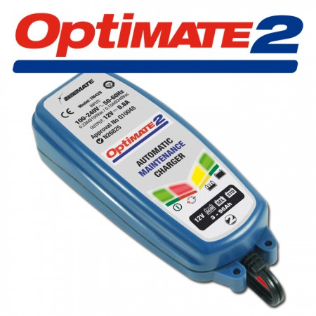 "Batterieladegerät ""OptiMate2"""