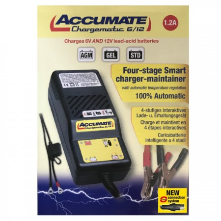 "Batterieladegerät ""AccuMate"""