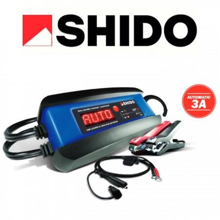 """Batterieladegerät SHIDO """"DC3"""""""