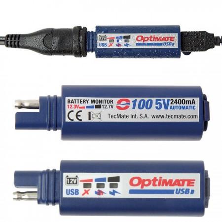USB-Schnell-Ladegerät