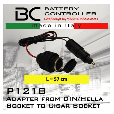 Adapter DIN 4165
