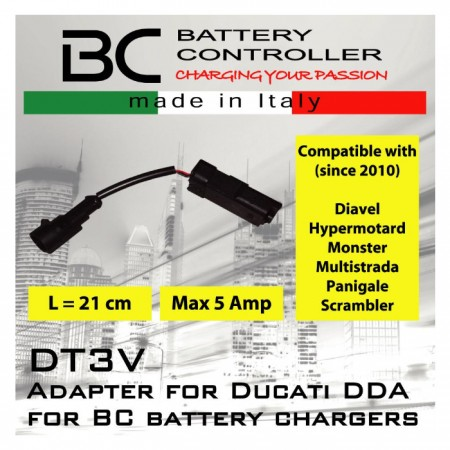 Adapter DDA