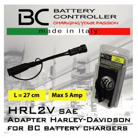 Adapter BC/AMP auf SAE