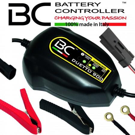 """Batterieladegerät """"DUETTO 900 + DDA"""""""