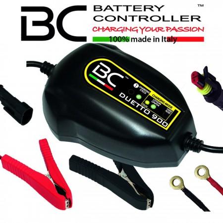 """Batterieladegerät """"DUETTO 900"""""""