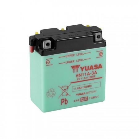 Batterie YUASA 6N11A-3A