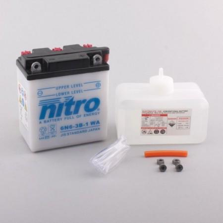 Batterie Nitro 6N6-3B-1
