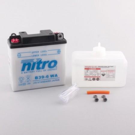 Batterie Nitro B39-6