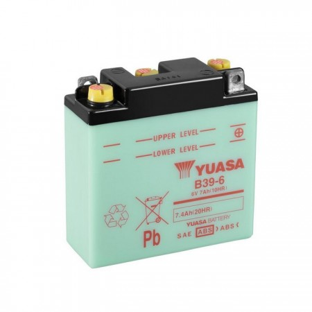 Batterie YUASA B39-6