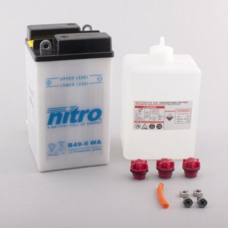 Batterie Nitro B49-6