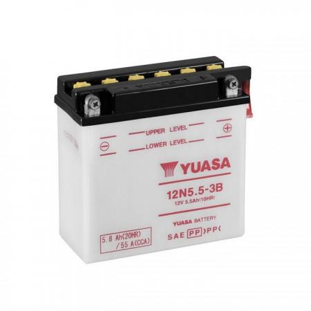 Batterie YUASA 12N5.5-3B
