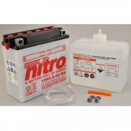 Batterie Nitro 12N5,5-4A