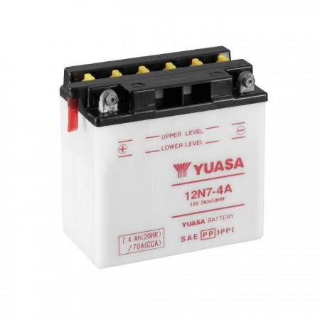 Batterie YUASA 12N7-4B