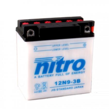 Batterie Nitro 12N9-3B