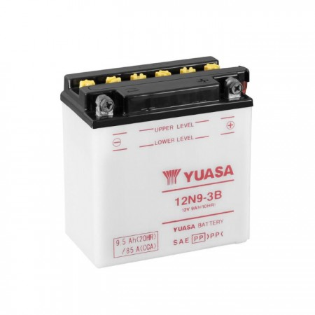 Batterie YUASA 12N9-3B