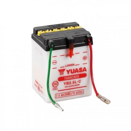 Batterie YUASA YB2.5L-C