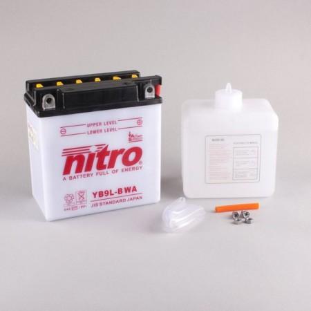 Batterie Nitro YB9L-B