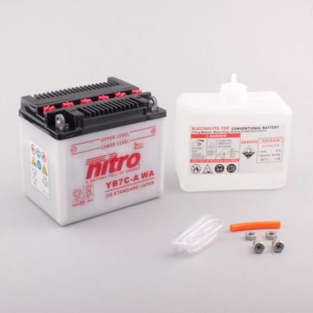 Batterie Nitro YB7C-A