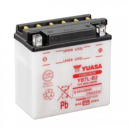Batterie YUASA YB7L-B2