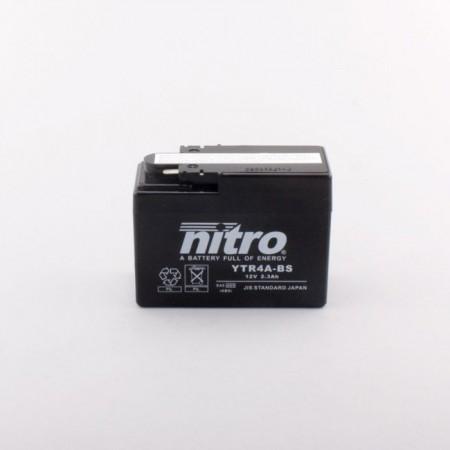 Batterie Nitro YTR4A-BS