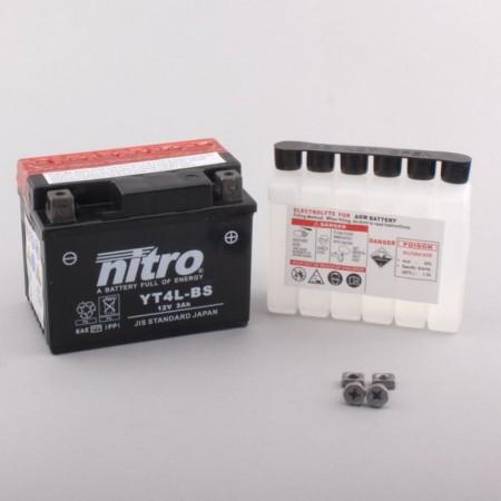 Batterie Nitro YT4L-BS